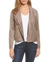 Mai faux suede jacket medium 5264709