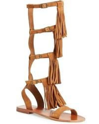 Topshop Fairfax Gladiator Sandal