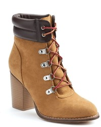 Candies Candies High Heel Ankle Boots