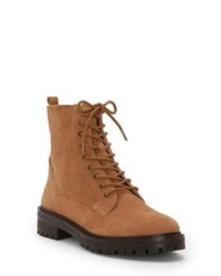 Lucky Brand Idara Lace Up Bootie