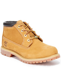 Timberland Nellie Lace Up Utility Waterproof Boots Shoes