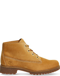 Timberland Slim Nellie Nubuck Leather Chukka Boots