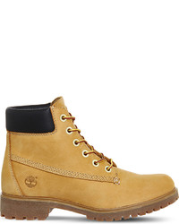 Timberland Slim Premium Leather 6 Inch Boots