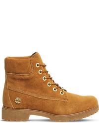 Timberland Slim Premium Nubuck 6 Inch Boot