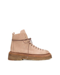 Thick sole combat boots medium 8216327