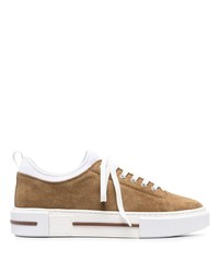 Eleventy Colour Block Sneakers