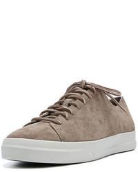 Copeland raw edge suede low top sneaker medium 1246386