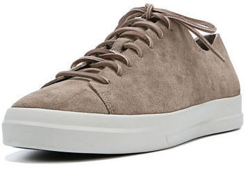 Vince Copeland Raw Edge Suede Low Top