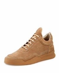Filling Pieces Low Top Ghost Sneakers Sand