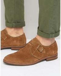 Aldo Okanagan Suede Single Monk Shoes