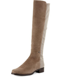 Stuart Weitzman 5050 Suede Over The Knee Boot