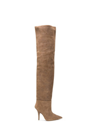 Yeezy Over The Knee Boots