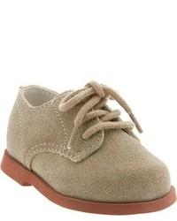 Ralph Lauren Layette Morgan Oxford Crib Shoe