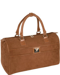 Anne Klein Houston 12 Classic Satchel Tan Satchels