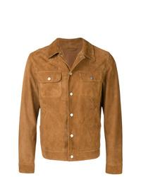 Eleventy Button Up Jacket