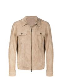 Desa Collection Classic Collar Zipped Jacket