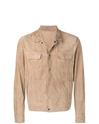Salvatore Santoro Press Stud Shirt Jacket
