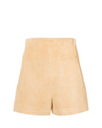 Rosetta Getty Tailored Fitted Shorts