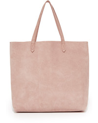 Madewell Suede Transport Tote