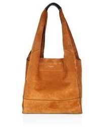 Rag & Bone Walker Suede Shopper Bag