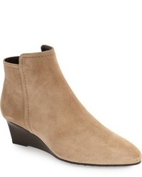 Tod's Wedge Bootie