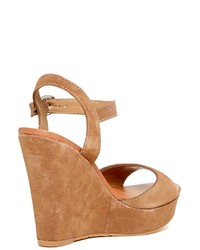 Dolce Vita Suede Wedge Sandals cheap sale explore gqHeE94Bw