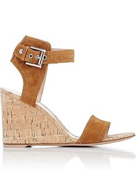 Gianvito Rossi Rikki Wedge Sandals