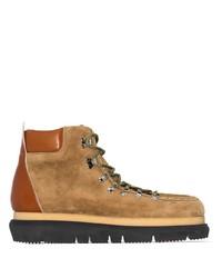 Sacai Ankle Length Hiking Boots