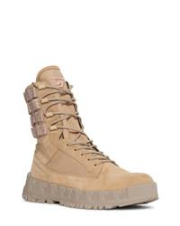Versace Crosta Tessuto Boot
