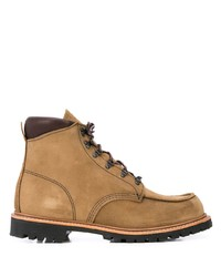 Red Wing Shoes Sawmill Lace Up Combat Boots