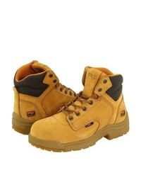 Timberland Pro Titan Composite Toe Work Lace Up Boots