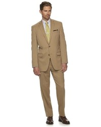 Chaps Classic Fit Wool Blend Performance Suit Jacket