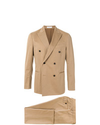 Boglioli Double Breasted Formal Suit