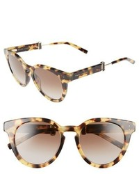 Marc Jacobs 50mm Round Sunglasses