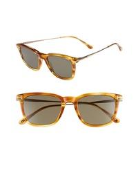 Tom Ford 53mm Rectangle Sunglasses