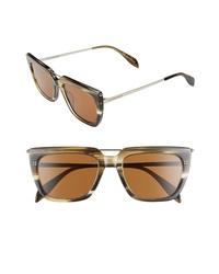 Alexander McQueen 54mm Sunglasses