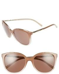 Burberry 57mm Sunglasses Light Havana