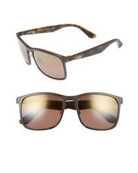 Ray-Ban 58mm Chromance Sunglasses