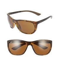 Ray-Ban 61mm Wrap Sunglasses