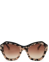 Stella McCartney Angular Acetate Sunglasses