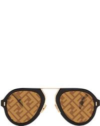 Fendi Black Force Sunglasses