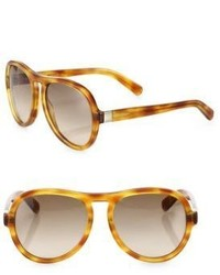 Chloé Chloe Marlow 59mm Aviator Sunglasses