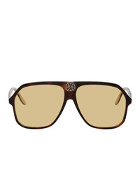 Gucci Crystal Gg0734s Sunglasses