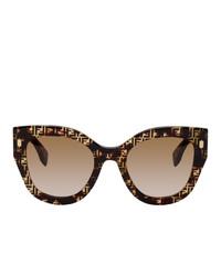 Fendi Forever Square Sunglasses