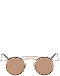 Matsuda Gold 2903h Sunglasses