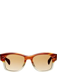 Oliver Peoples Jannsson Sunglasses Brown