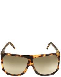 Loewe Filipa Tortoiseshell Effect Sunglasses