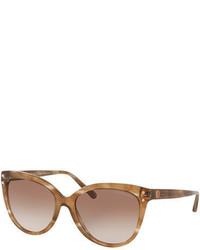 Michael Kors Michl Kors Plastic Cat Eye Sunglasses
