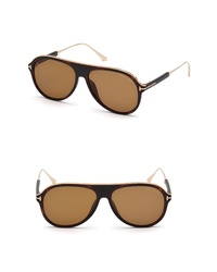 Tom Ford Nicholai 02 57mm Sunglasses