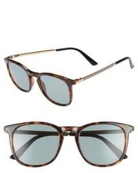 Gucci Optyl 51mm Sunglasses Black